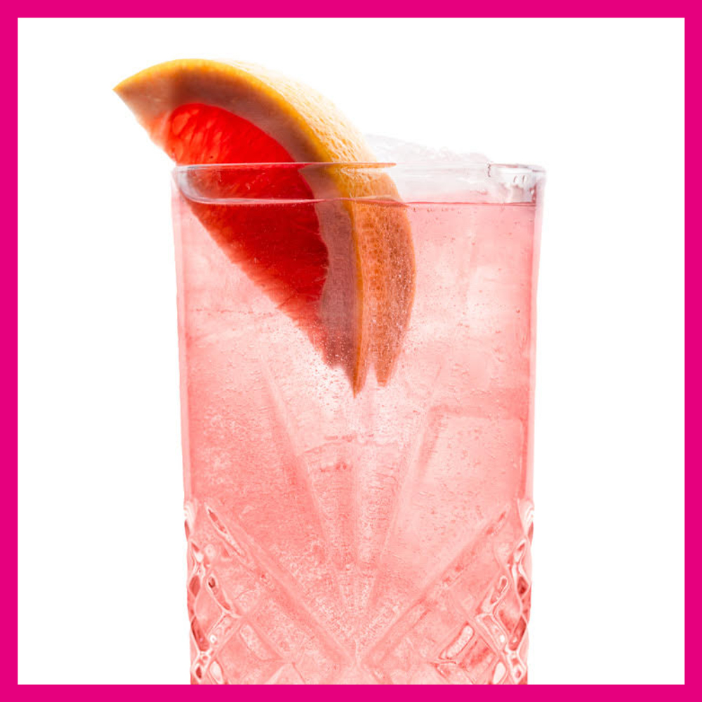 HOXTON PINK AND TONIC - 50ml Hoxton Pink.Top with tonic.