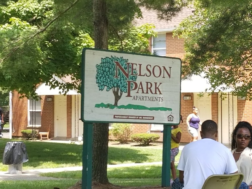 Outreaching to enrich  - Nelson Park Communities