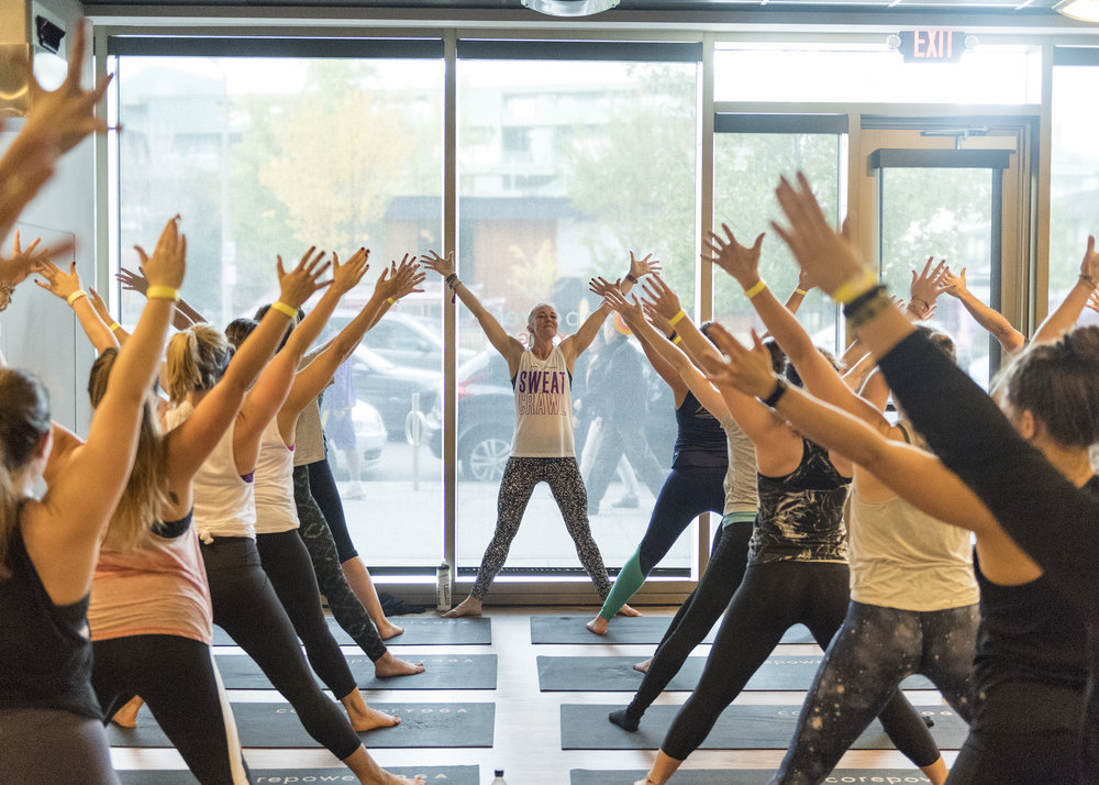 Saturday October 27, 2018 |WORKOUT CLASSES 9AM - 5PM |PARTY 11AM - 5PM |WORKOUTS & PARTY AT REEBOK CORPORATE HEADQUARTERS(View on Map) - BOSTOn, MA