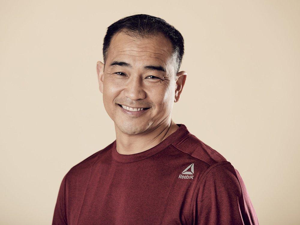 Jonathan Cruz   NEWBURY ST - BURN Fitness Back Bay