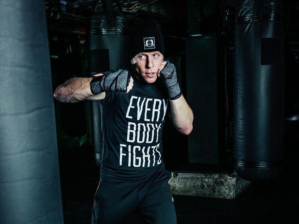 Reid Eichelberger   DOWNTOWN - EverybodyFights FIDI
