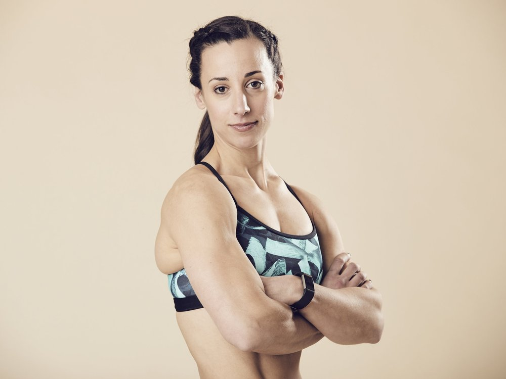 Daniela Bitto   SOUTH BOSTON - CrossFit Southie