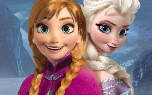 Anna and Elsa From Disney Wiki