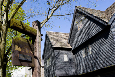 Salem Witch House [Photo Credit: Scott Lanes]