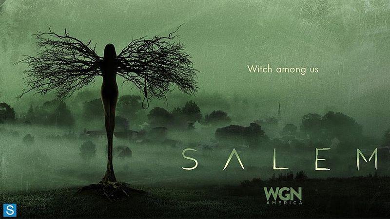 WGN America's Salem Promotional Poster