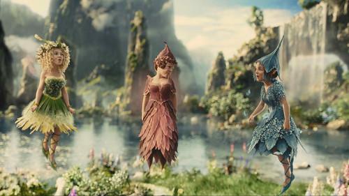 Movie still from Disney's Maleficent.