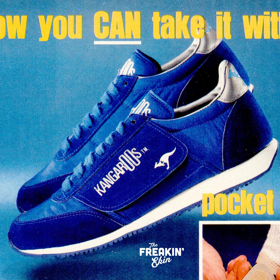 pocket shoes\