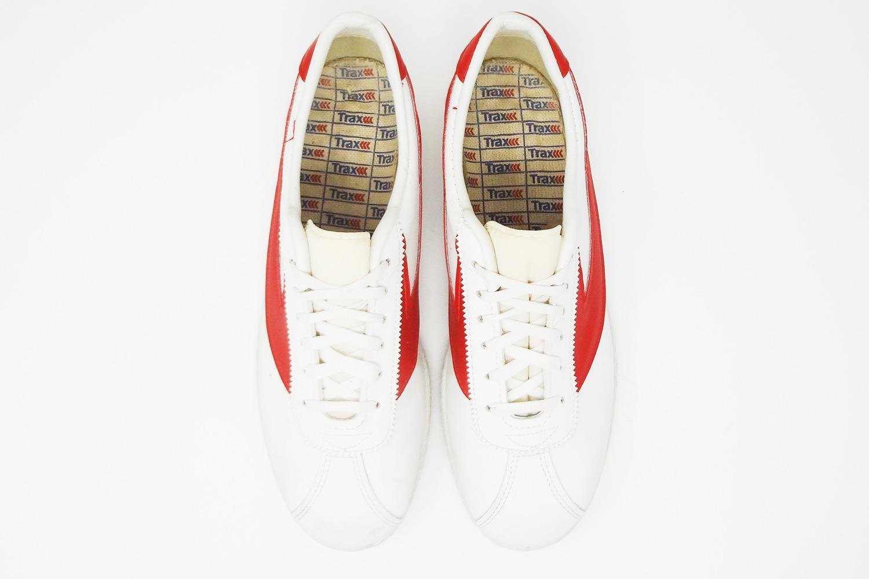 43d5a44c055b Trax by Kmart deadstock OG 80s vintage Nike Bruin style sneakers   The  Freakin  Ekin