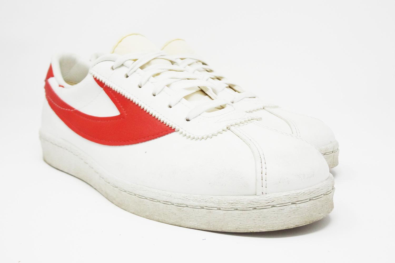 Vintage 80s Trax by Kmart Nike Bruin style running shoes   The Freakin  Ekin a463226d0