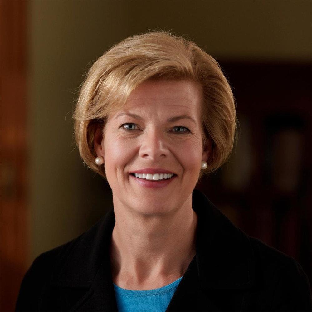 Senator Tammy Baldwin -