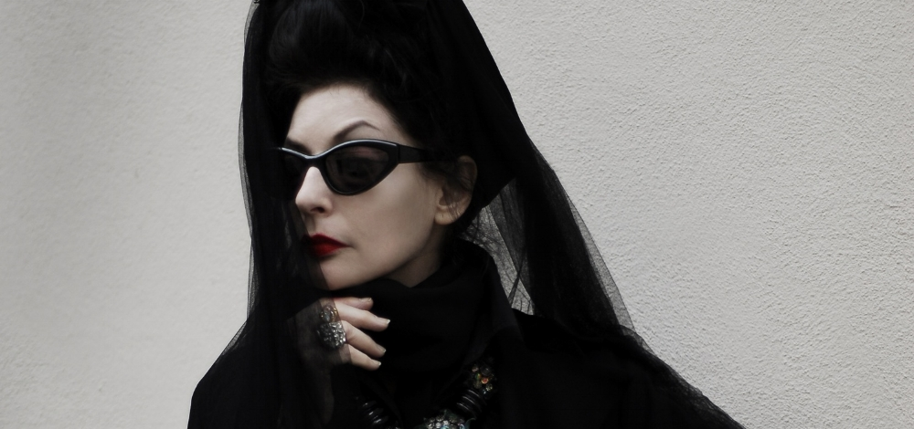 Diane Pernet, Fashion Icon. Paris