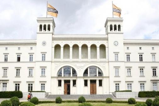 HAMBURGER BAHNHOF MUSEUM FÜR GEGENWART