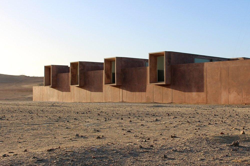 paracas museum lima lcd awards