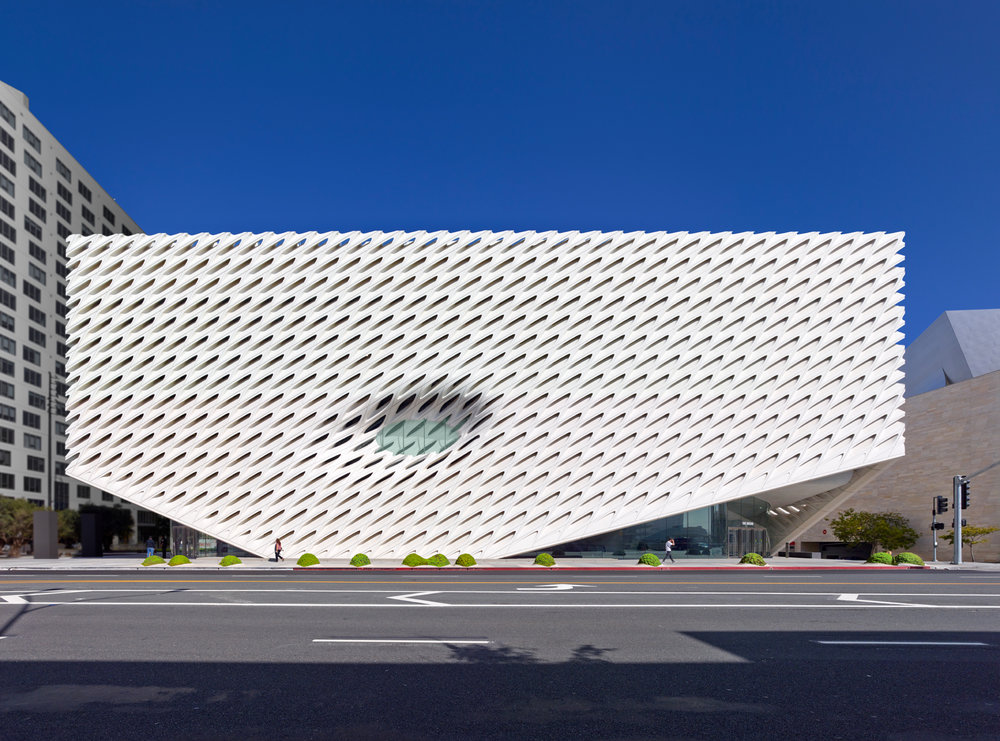 the broad la