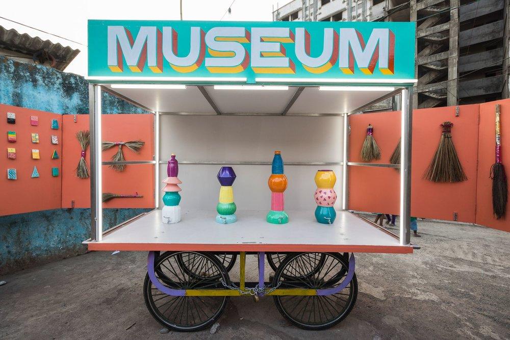 dharavi museum lcd awards