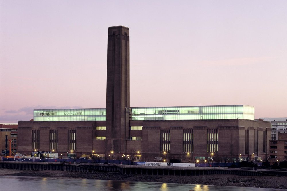 Tate modern lcd awards