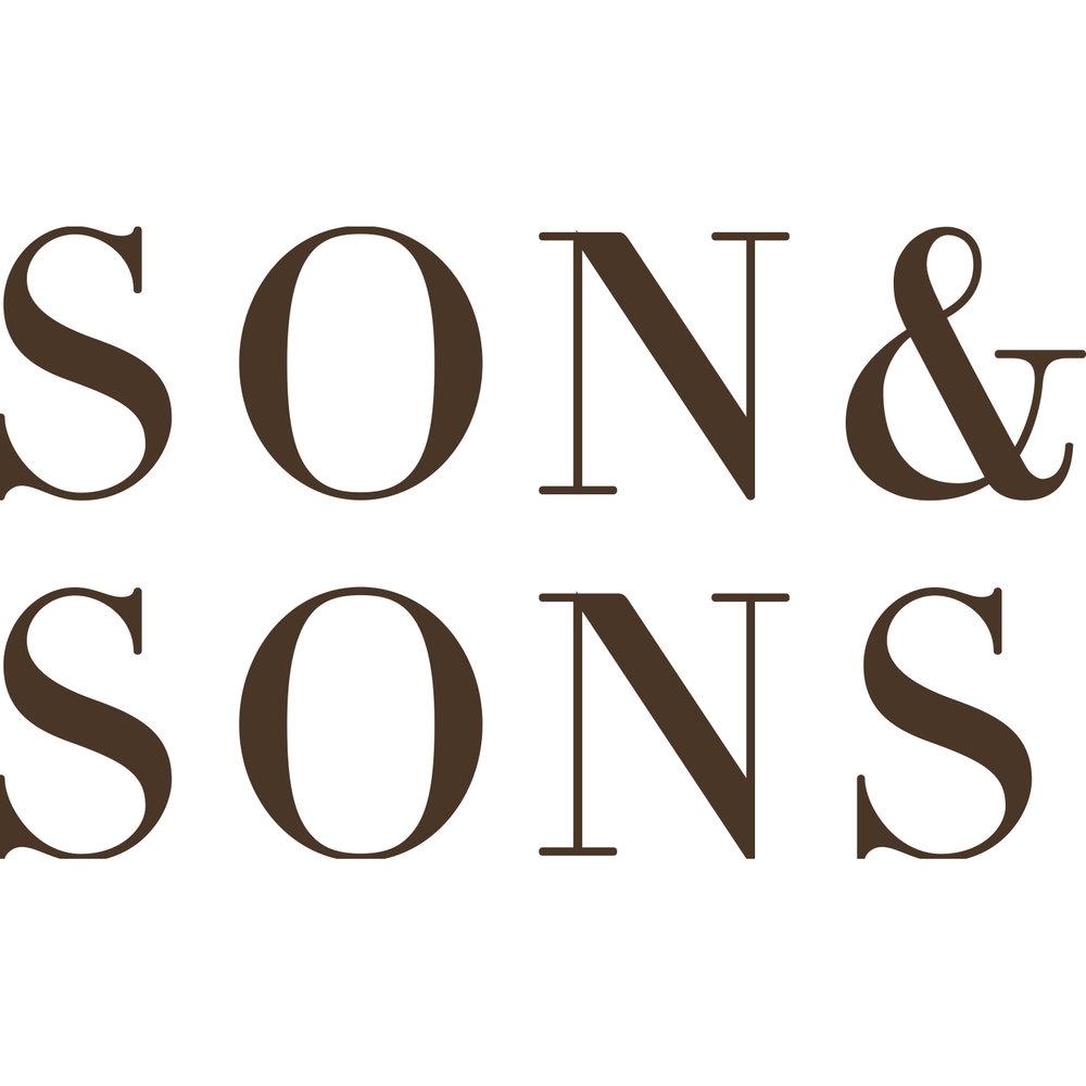 Son&Sons logo