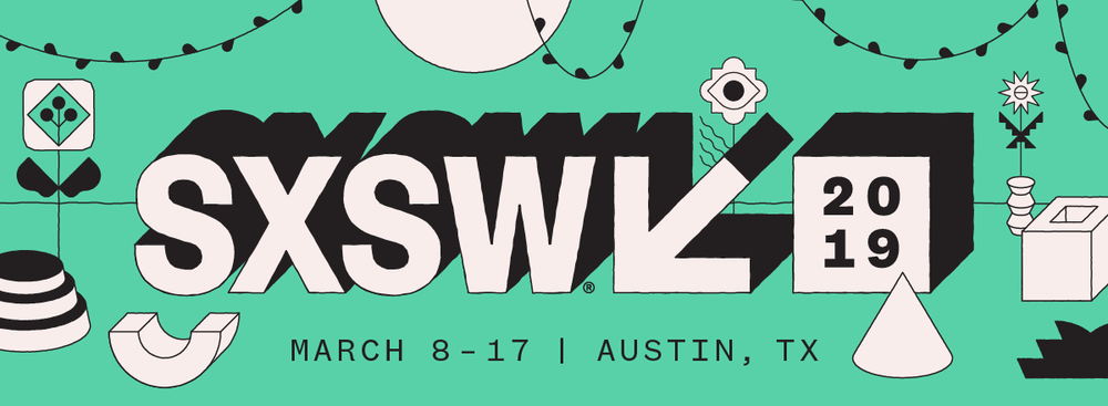 Jonathan Salk will be reading from his book, A New Reality, at the SXSW 2019 conference.