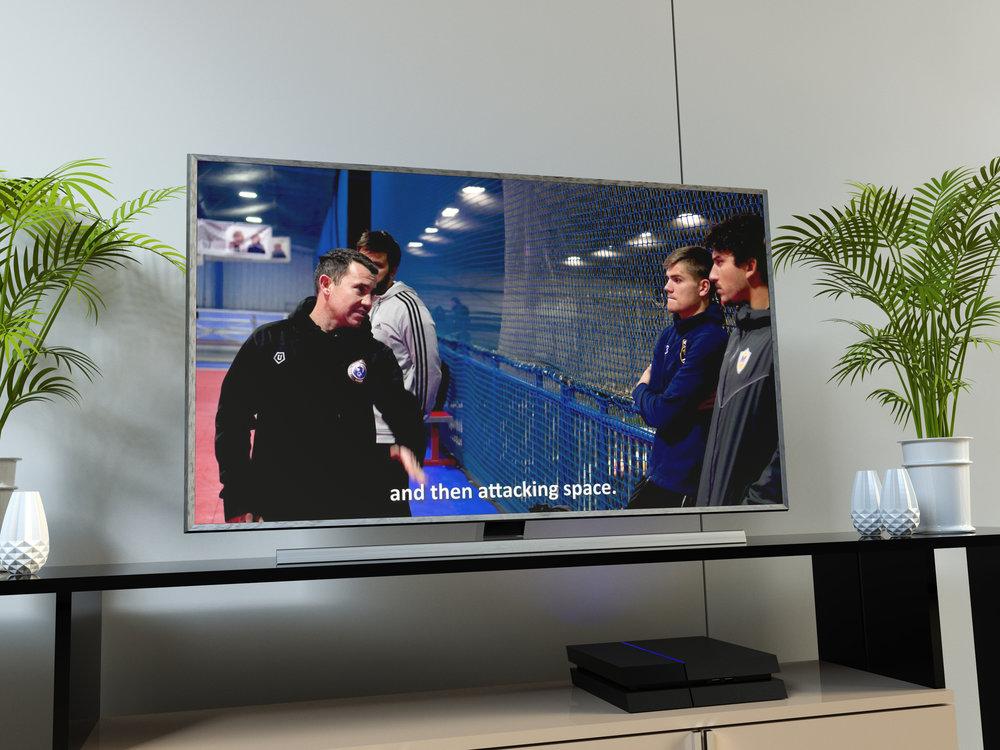 Michigan Futsal Factory Coaching Video 1