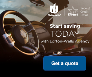 Nationwide and iTrust FCU. Start saving with Lofton-Wells Agency. Get a quote.