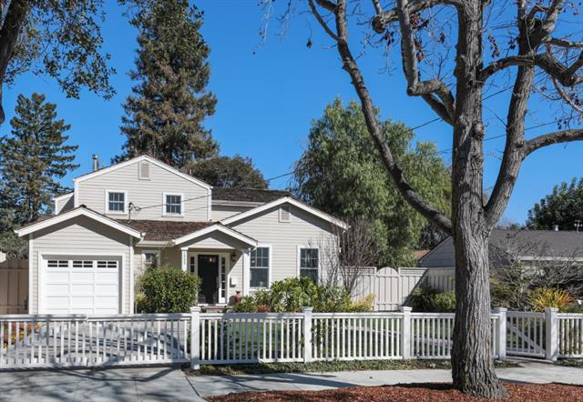 $5,050,000 | 2333 South Court Palo Alto *