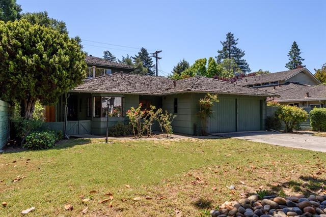 $2,850,000 | 581 Rhodes Drive Palo Alto *