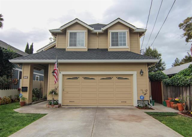 $2,000,000 | 546 Sapphire St. Redwood City *