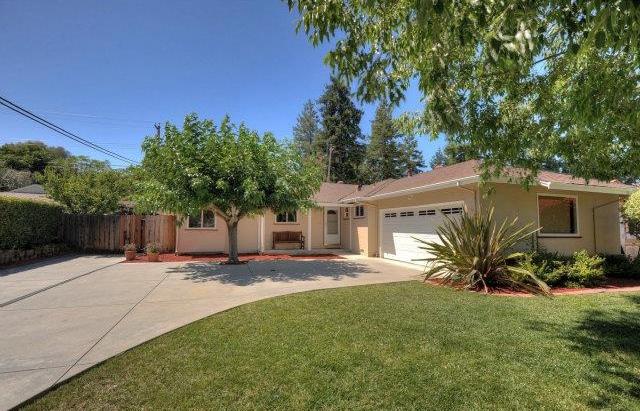 $1,305,000 | 383 Ferne Avenue Palo Alto *