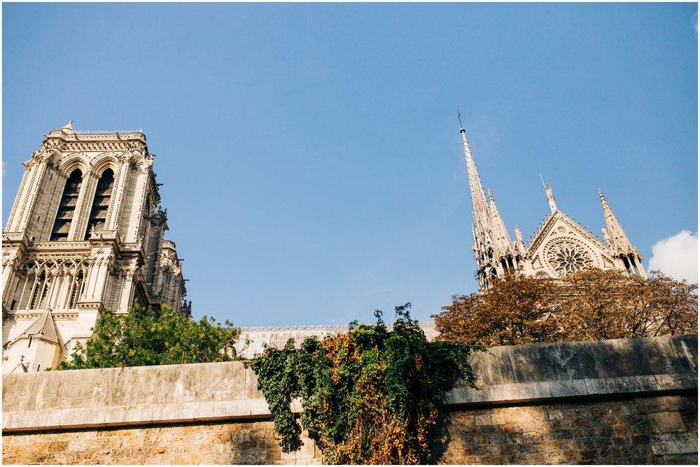 Notre Dame Cathedral Paris   Toronto family photographer