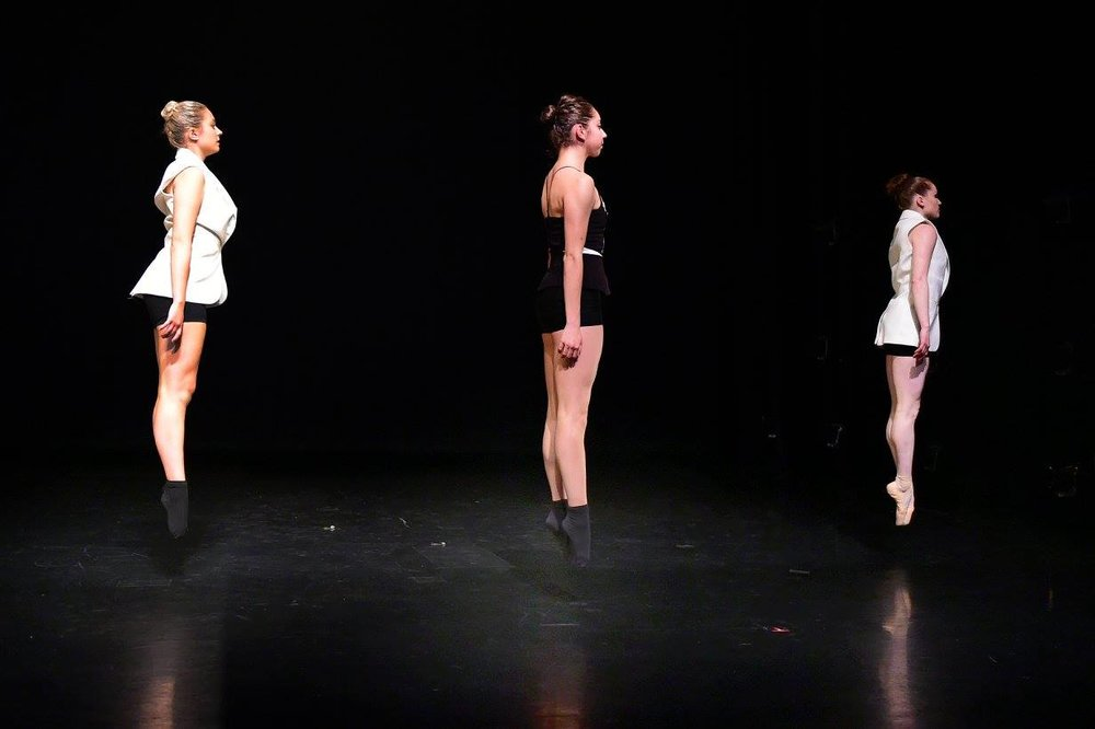"""Imparted Audacity"" choreographed by Donna Salgado"
