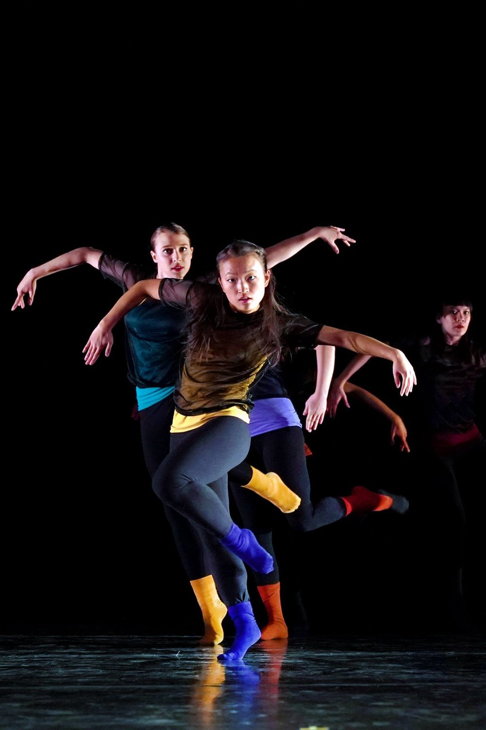 """And Counting"" choreographed by Allegra Herman"