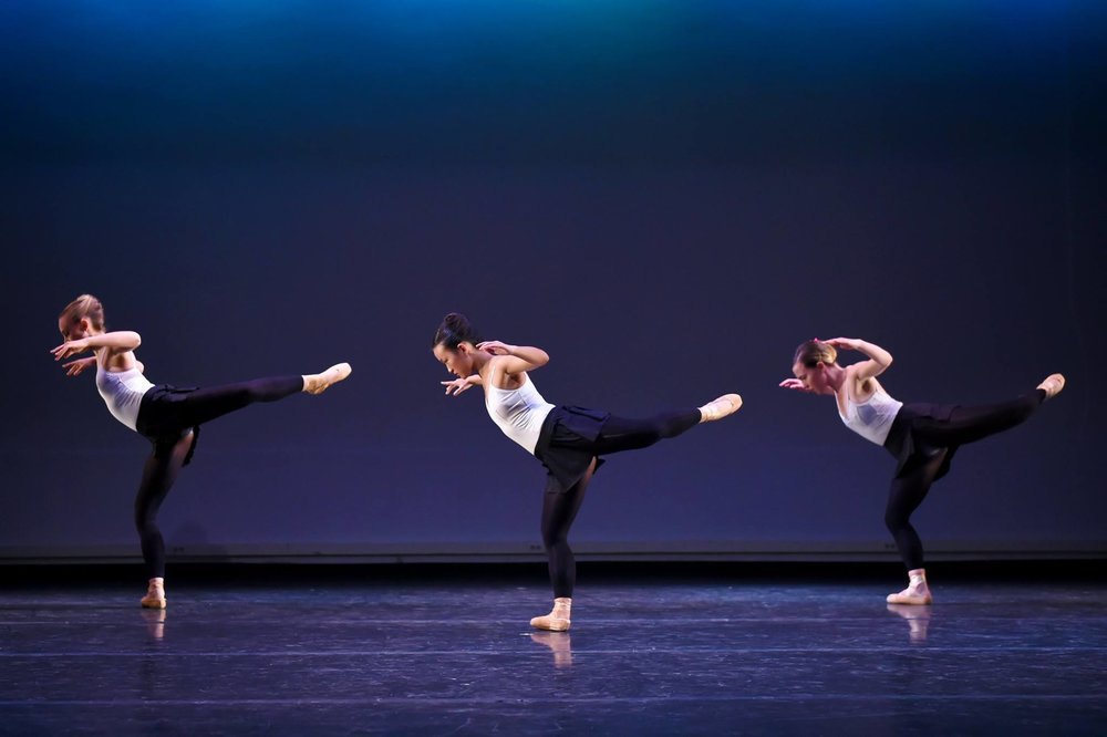 """Before and After"" choreographed by Amy Hall Garner"