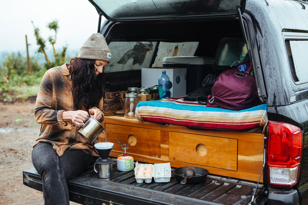 Diy Truck Camper The Beans And Rice Blog