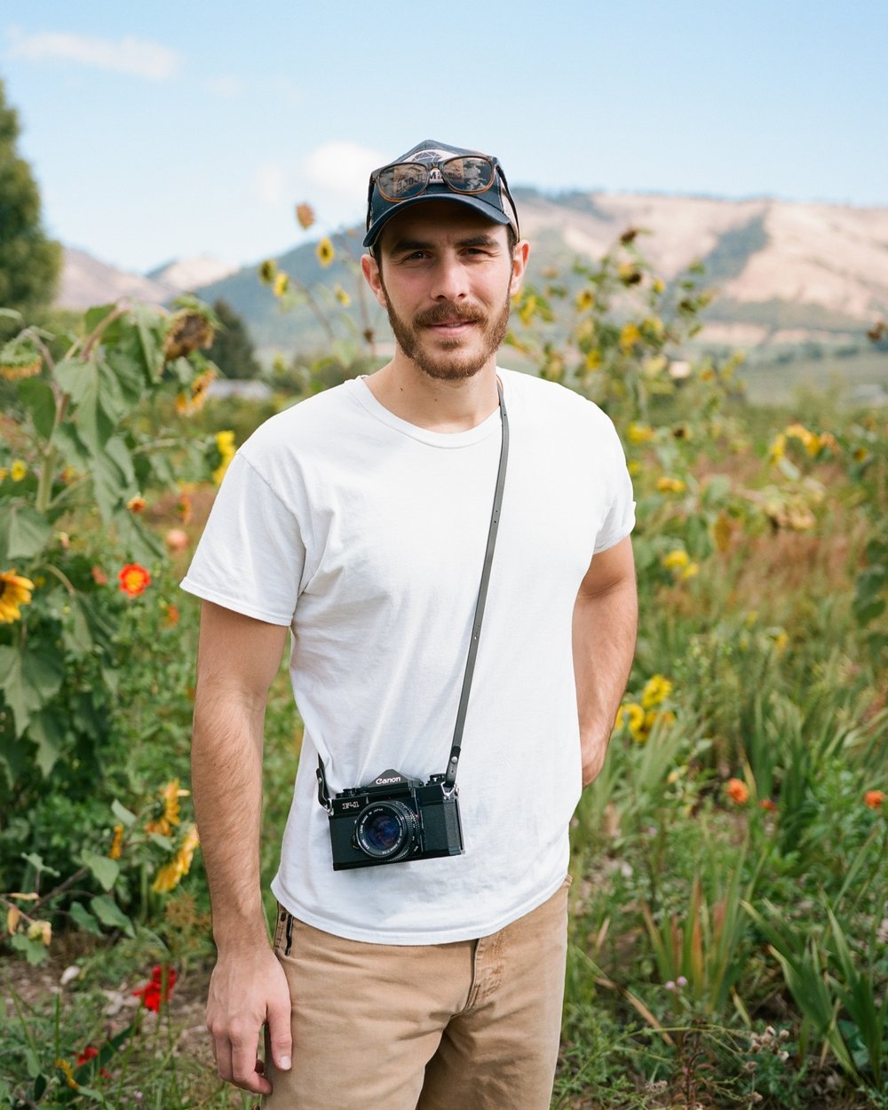 Jonathan Moore, Creative Director - The Beans and Rice Commercial Outdoor Adventure & Lifestyle Content