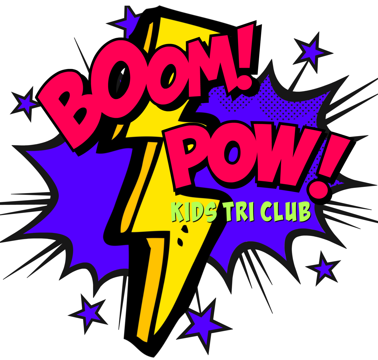 Boom! Pow! Kids Tri Club