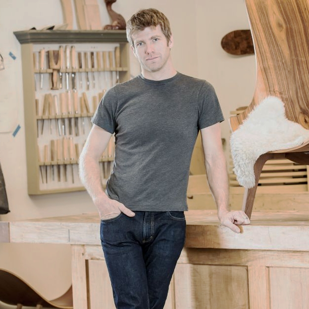 The Furniture Maker: Jason McCloskey - LUXE Magazine | 2015Image Credit: Mark Woolcott