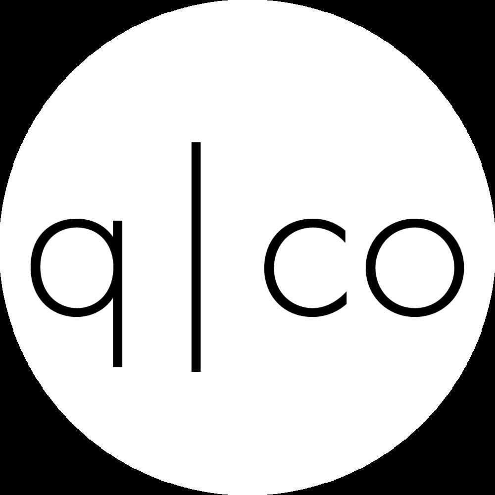 q|co logo circle
