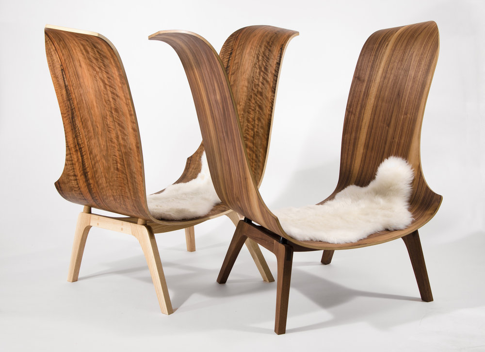 Jason McCloskey Wing Chairs