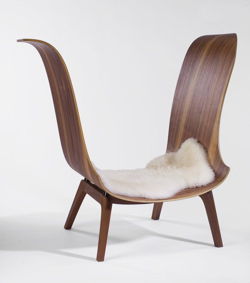 Jason McCloskey Wing Chair