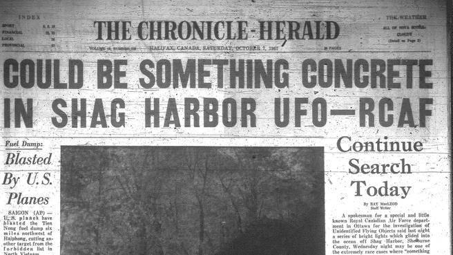 Halifax Newspaper, 1967