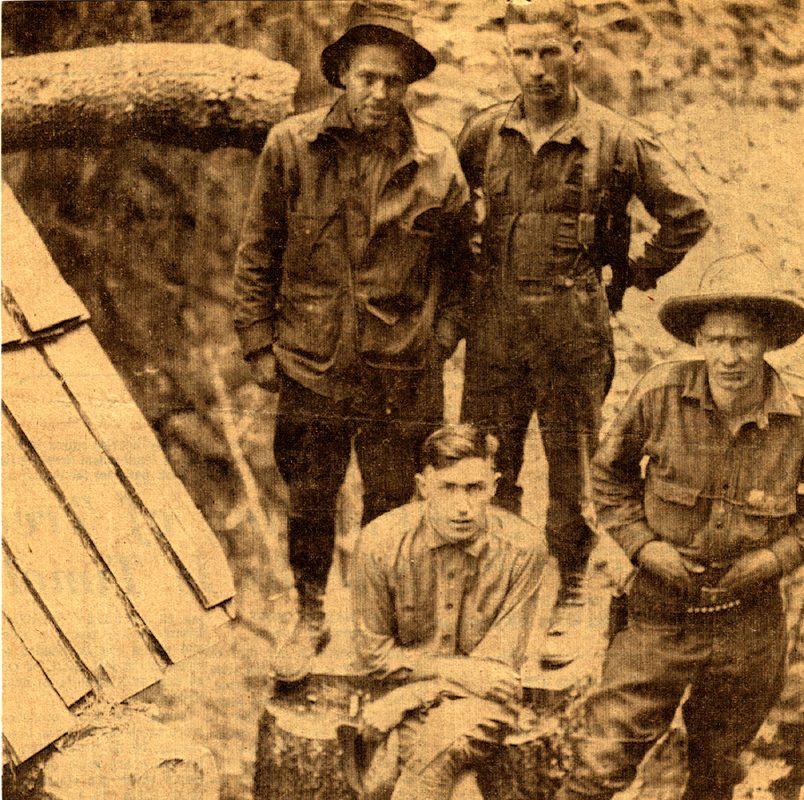 The Prospectors of Ape Canyon