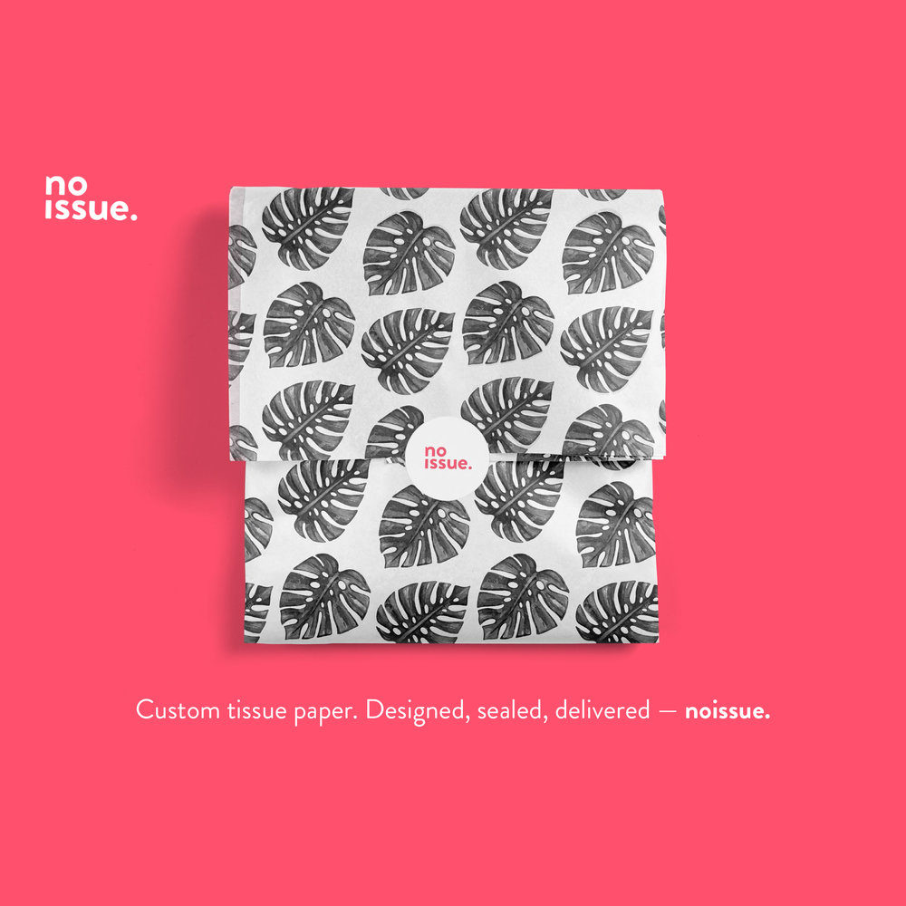 10% OFF CUSTOM TISSUE PAPER