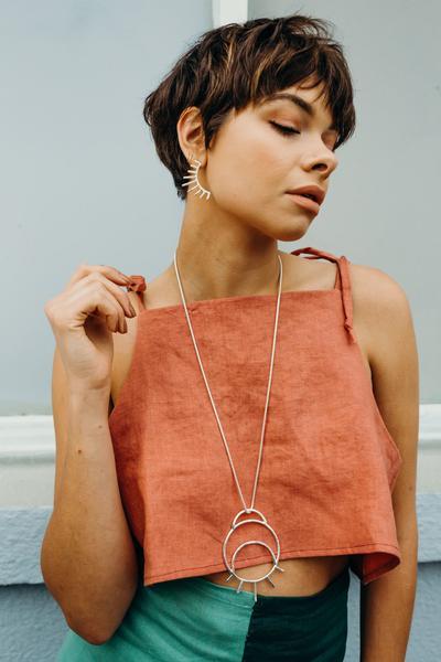 Slate and Stone Jewelry