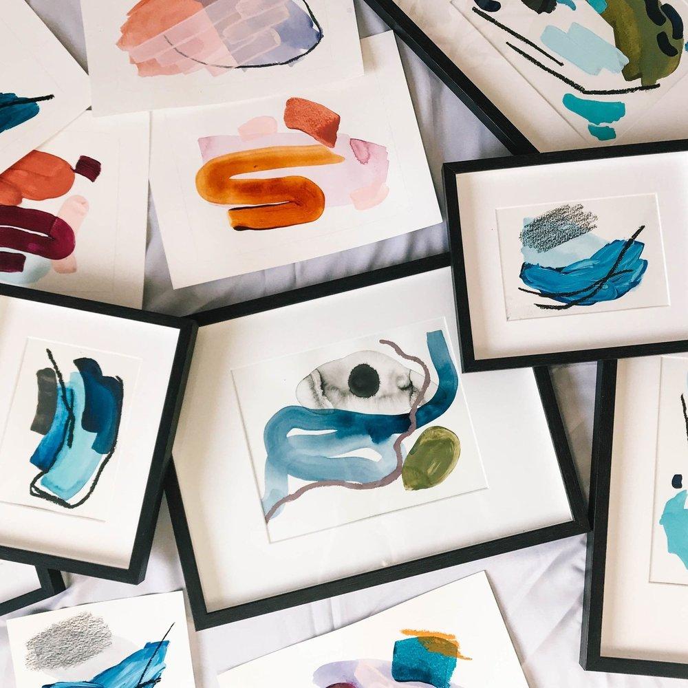Caitlin Carney Art + Design Studio -