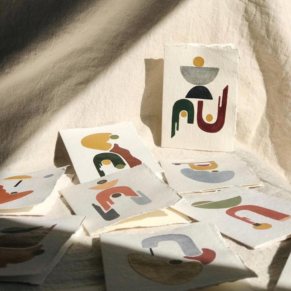 ART, PRINTS + stationery -