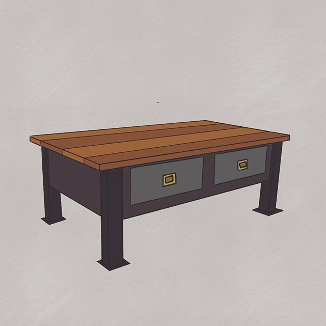 New table! Pictures coming soon😎