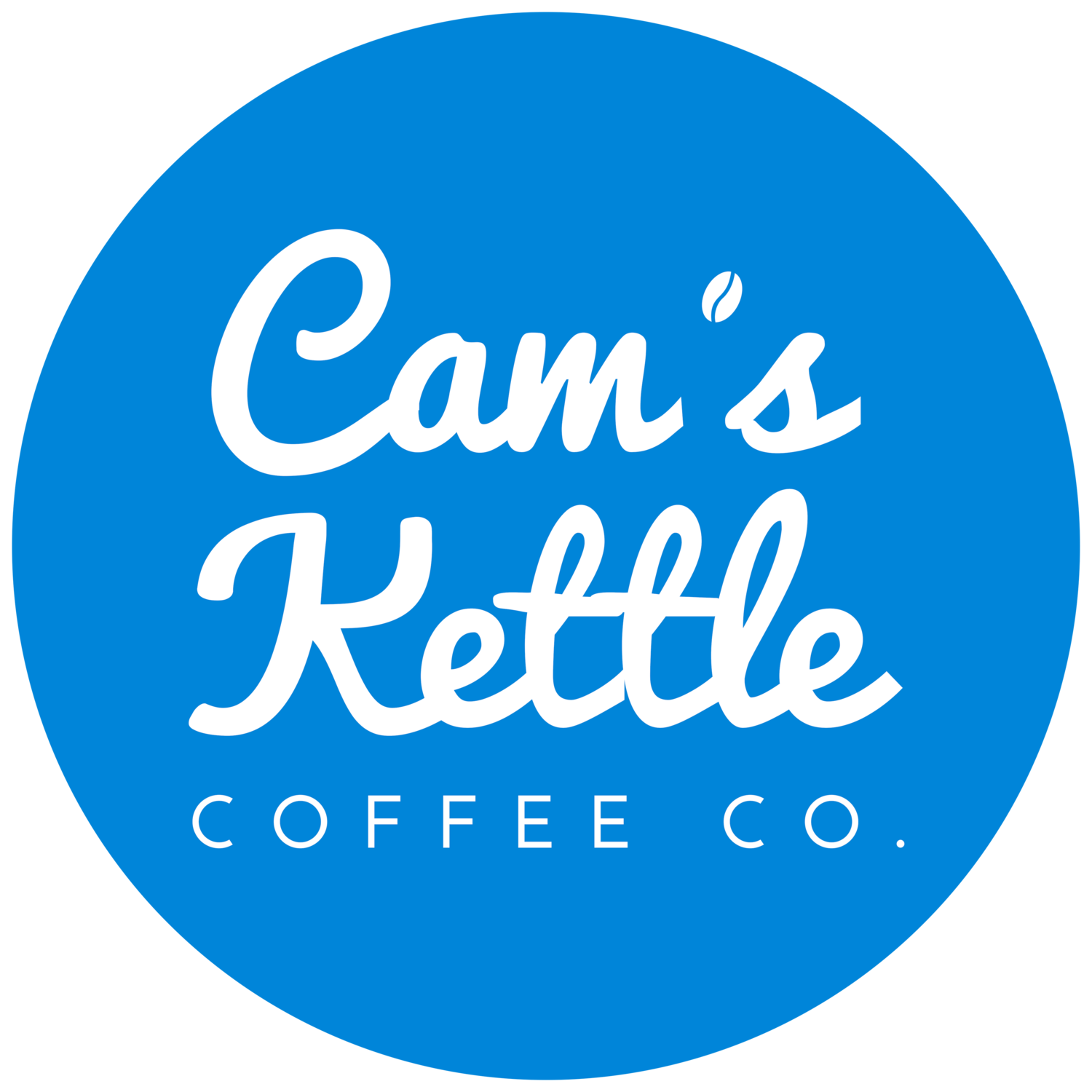 Cam's Kettle Coffee Co.