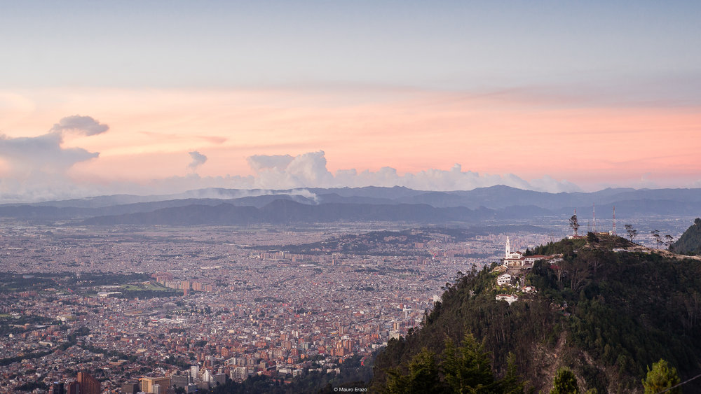 Mi cuidad- Bogotá