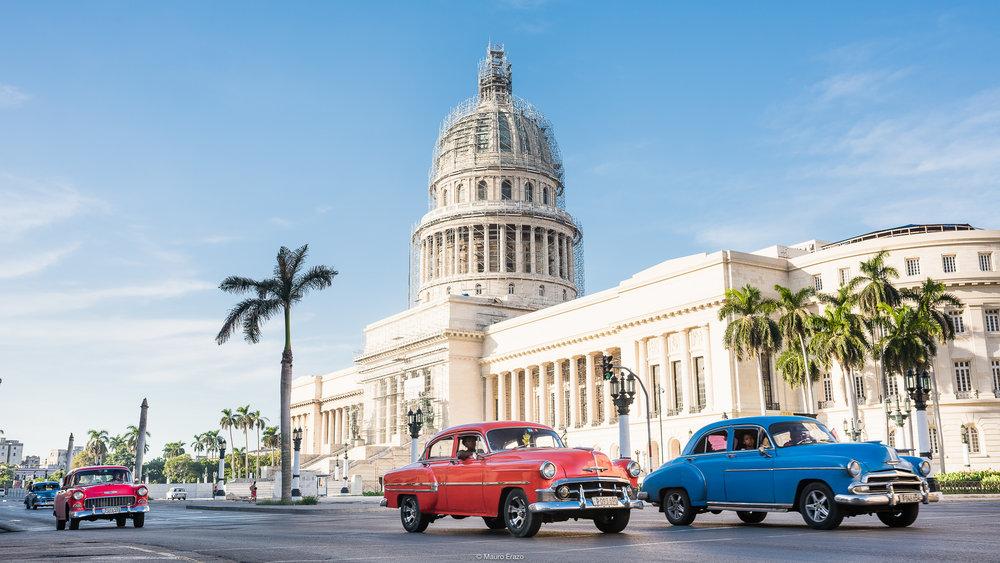 Capitolio - La Habana