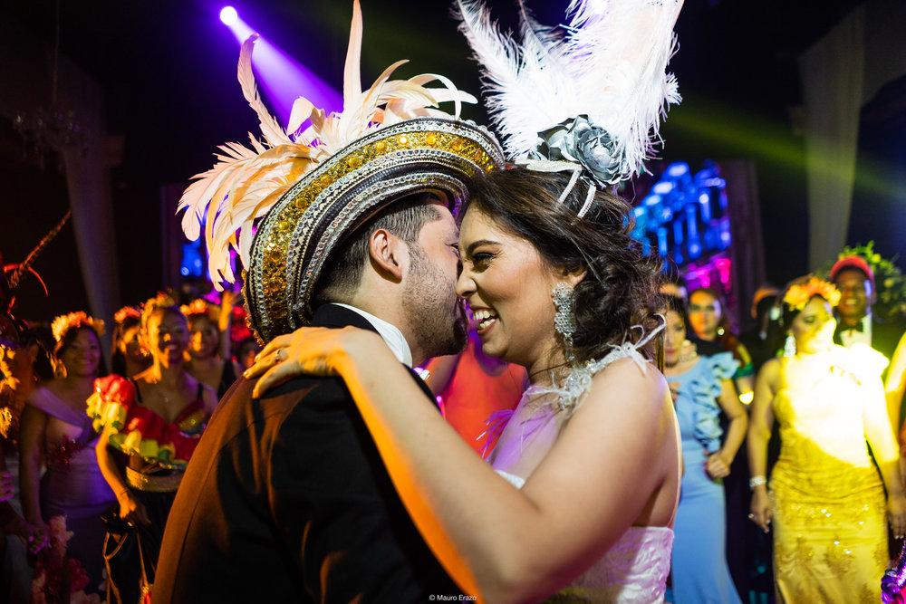 Iván & Adriana - Cartagena - Colombia